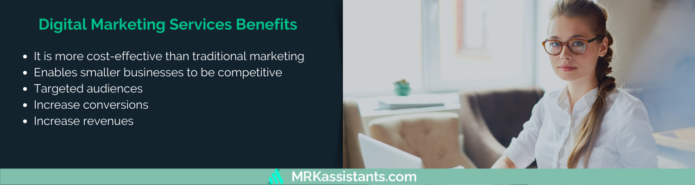 benefits of online digital marketing