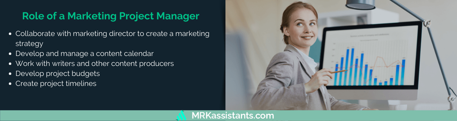 digital marketing project manager roles