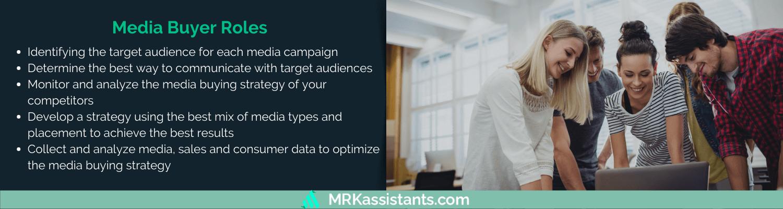 digital media buyer roles