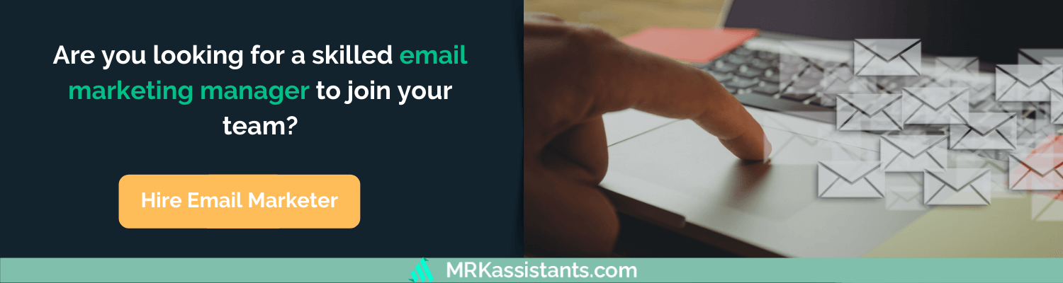 hire email marketing specialist